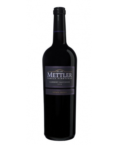 Mettler Family Vineyards Cabernet Sauvignon 2016