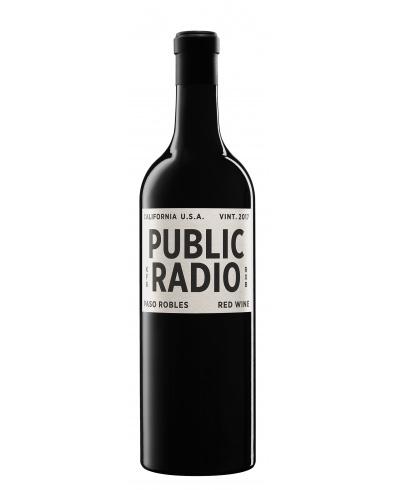 Grounded Wine Co. Public Radio 2017