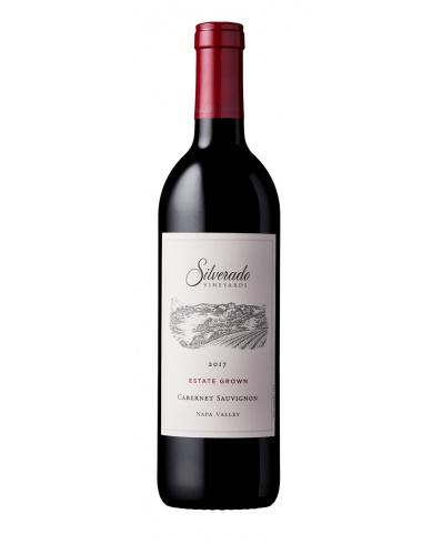 Silverado Vineyards Estate Cabernet Sauvignon 2017