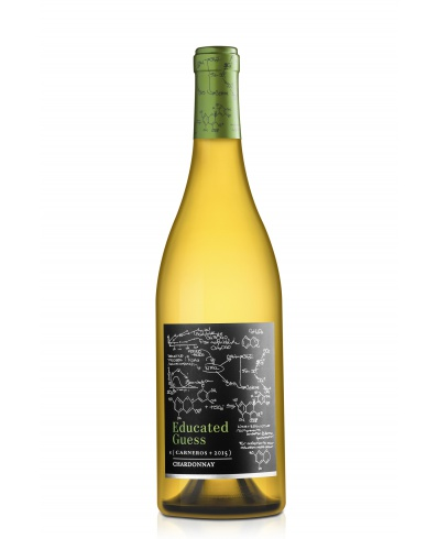 Educated Guess Chardonnay 2015