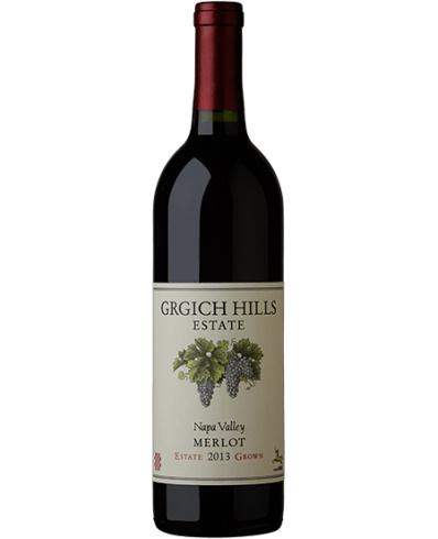 Grgich Hills Merlot 2016