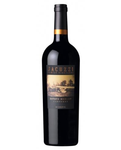 Jacuzzi Family Vineyards Merlot 2014