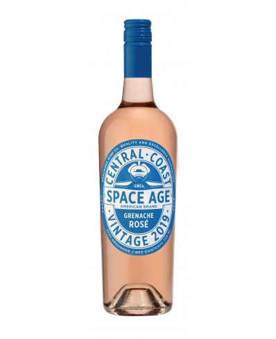 Grounded Wine Co. Space Age Rosé 2019