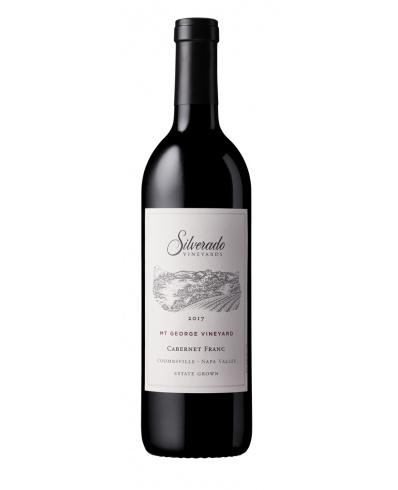Silverado Vineyards Mt. George Cabernet Franc 2017