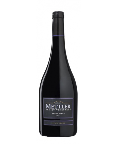 Mettler Family Vineyards Petite Sirah 2016